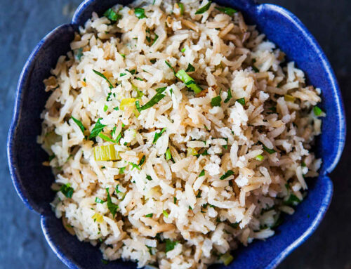 Easy Rice Pilaf